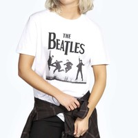 Beatles Oversized Tee
