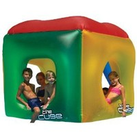 Swimline 9088 - The Cube Inflatable Pool Toy