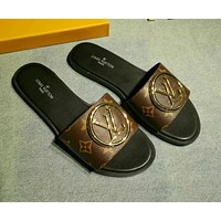 LV Louis Vuitton  Fashion Slippers