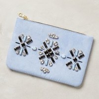 Maluku Pouch by Shiraleah Lavender One Size Clutches