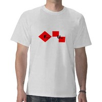 Foredeck Union Tee Shirt from Zazzle.com