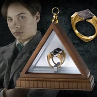 The Horcrux Ring at noblecollection.com