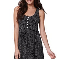 LA Hearts Button Front Babydoll Dress at PacSun.com