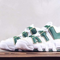 "[ Free  Shipping ] More Uptempo""ATL Atlanta"" AJ3139-100 Basketball  Sneaker"