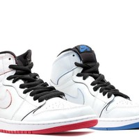 "HCXX Air Jordan 1 SB ""Lance Mountain"" White"