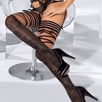 French Kiss Stockings