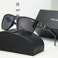 Prada Casual Popular Summer Sun Shades Eyeglasses Glasses Sunglasses