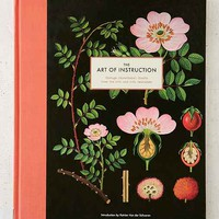 The Art Of Instruction: Vintage Educational Charts From The 19th And 20th Centuries By Katrien Van der Schueren