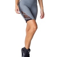 BERMUDA SHORTS 46 ENVOLVED GREY