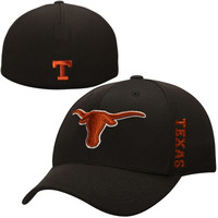 Texas Longhorns Top of the World Booster Memory Fit Flex Hat - Orange