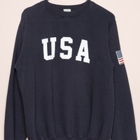 Erica USA Sweatshirt - Graphics