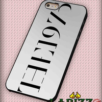 "The 1975 2 for iphone 4/4s/5/5s/5c/6/6+, Samsung S3/S4/S5/S6, iPad 2/3/4/Air/Mini, iPod 4/5, Samsung Note 3/4 Case ""007"""