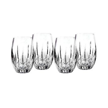 Southbridge Set of 4 Stemless Wine Glasses by Waterford