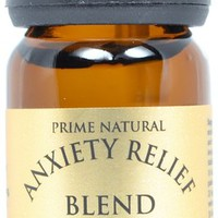 Anxiety Relief Essential Oil Blend 10ml - 100% Natural Pure Undiluted Therapeutic Grade for Aromatherapy, Scents & Diffuser - Depression, Stress Relief, Relaxation, Boost Mood, Uplifting, Calming