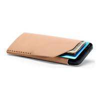 Bison Made IPHONE 5 Wallet Wheat