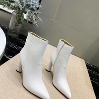 Jacquemus   Women Casual Shoes Boots  fashionable casual leather