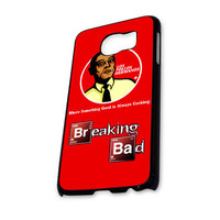 Breaking Bad Junk Fast Food Samsung Galaxy S6 Case