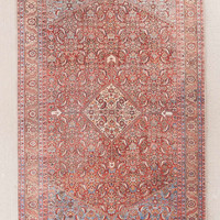 Broderick Printed Rug | Urban Outfitters