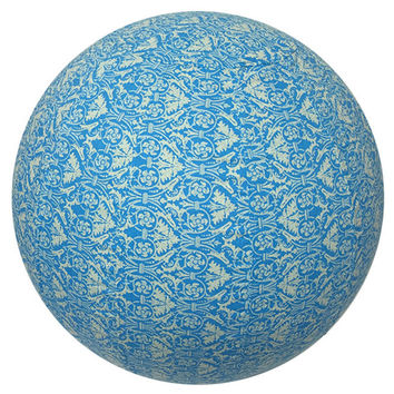 Yoga Ball Cover Size 65cm Design Sky Rhapsody - Global Groove (Y)