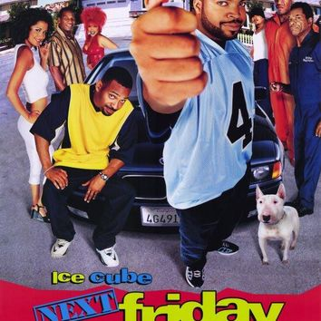 Next Friday 27x40 Movie Poster (2000)