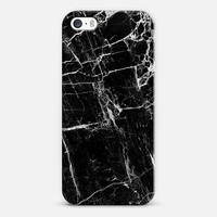 Blk Marble iPhone 6 case by Natalie Liao   Casetify