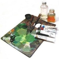 LANDSCAPE OIL PAINTING LESSON