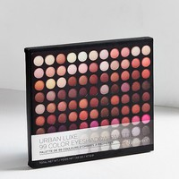 bh cosmetics Urban Luxe 99 Colour Eyeshadow Palette | Urban Outfitters