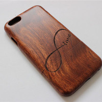 custom infinite wooden iPhone 6 case, waves of the sea iphone 6plus wood case, iphone 5 case, iphone 5c case,iphone 4 case