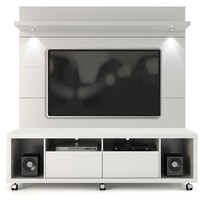 Cabrini TV Stand and Floating Wall TV Panel  1.8