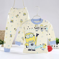 Minion Baby Pajama Set