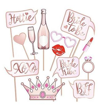 Bride To Be Photo Booth Props Bachelorette Party