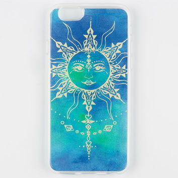 Wildflower Henna Sun Iphone 6 Case Blue Combo One Size For Women 25407624901