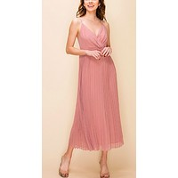 Effortless Dress - Mauve