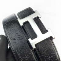 Hermes printing fashion casual men and women for versatile belts