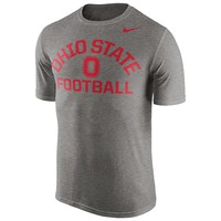 Nike Ohio State Buckeyes Lifting Legend Dri-FIT Performance Tee