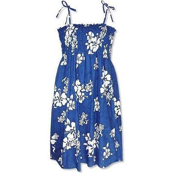 waves hawaiian sunkiss dress
