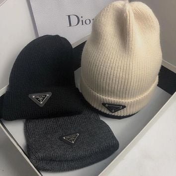 PRADA Knit hat
