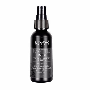 NYX Long Lasting Makeup Setting Spray MSS01 Matte Finish 2.03 oz