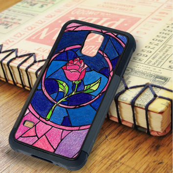 Beauty And The Beast Rose Samsung Galaxy S5 Case