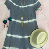 As the Night Changes Tunic Dress