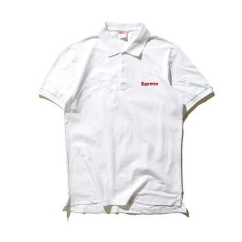 Cheap Women's and men's supreme t shirt for sale 85902898_0031