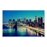 New York City Poster from Zazzle.com