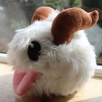 League of Legends Poro Plush Doll