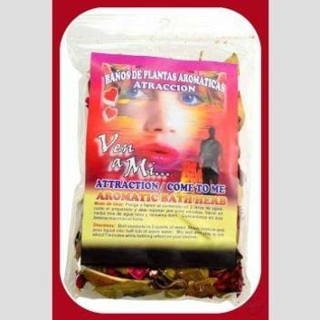 Attraction Aromatic Herbal Bath