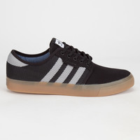 Adidas Seeley Mens Shoes Core Black/Running White Ftw/Gum  In Sizes