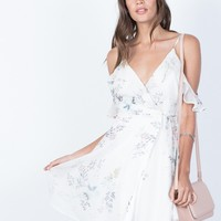 Dream Girl Floral Dress