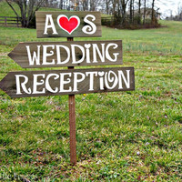 Wedding Signs, Personalized Wedding Sign, Rustic Wedding Sign, Country Wedding, Wedding Decor, Wedding Reception Sign, Custom Signage