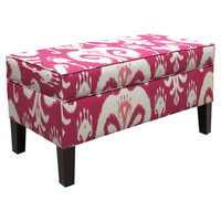 I love the Drea Storage Ottoman in the Alexandra Hedin event at Joss and Main!