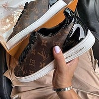 Louis Vuitton LV The latest casual sports shoes-21