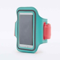 Audiology Sports Armband in Mint - Urban Outfitters